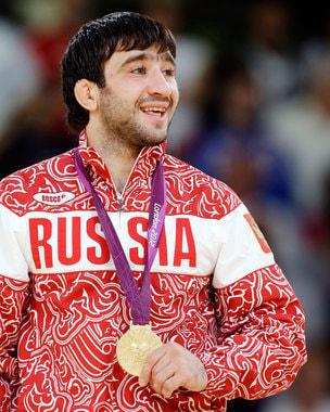 Мансур Исаев. Российский дзюдоист, заслуженный мастер спорта, олимпийский чемпион 2012 г.