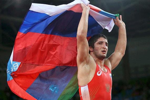 Абдулрашид Садулаев. Олимпийский чемпион по вольной борьбе 2016 г.
