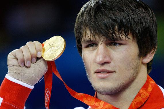 Мавлет Батиров. Двукратный олимпийский чемпион по вольной борьбе (2004 г. – Афины, 2008 г. – Пекин)