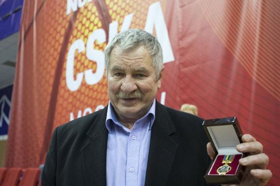 Иван Едешко. Советский баскетболист, олимпийский чемпион 1972 г.