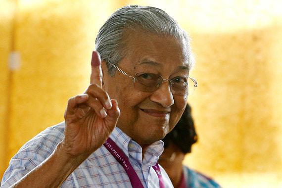 Сумеет ли Махатхир Мохамад победить коррупцию в Малайзии