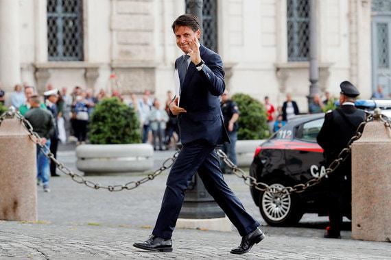 Почему Джузеппе Конте не смог сформировать кабинет министров Италии