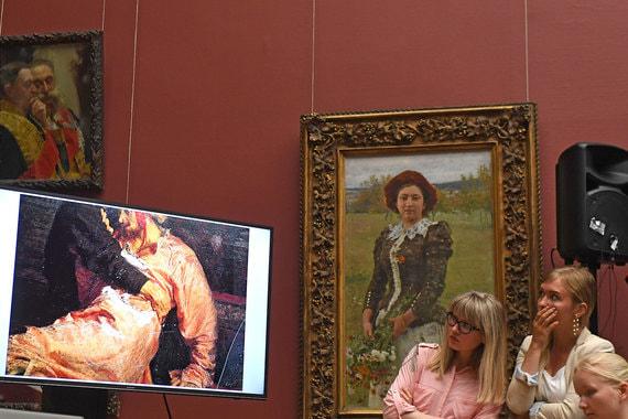 normal 16lb Сбербанк поможет Третьяковской галерее отреставрировать картину «Иван Грозный»