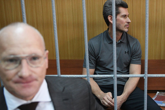 Зиявудин Магомедов в суде 28 мая