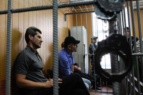 Братья Магомедовы в суде 28 мая
