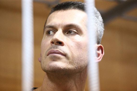 Зиявудин Магомедов на заседании Тверского суда 31 марта