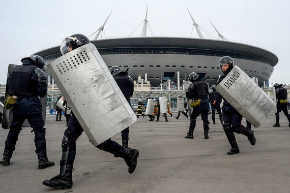 Чем грозит россиянам чемпионат мира по футболу