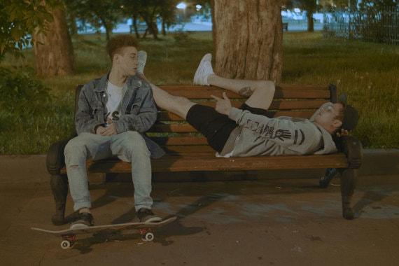 Кадр из фильма «Хэй, бро!»