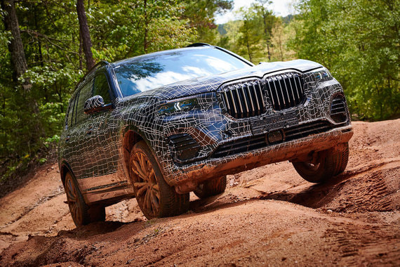 normal 1l6t BMW X7: бездорожные излишества