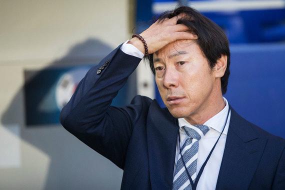 normal 1ner Южная Корея. Главный тренер – Син Тхэ Ён