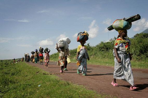 Место: 136Страна: Демократическая Республика Конго
