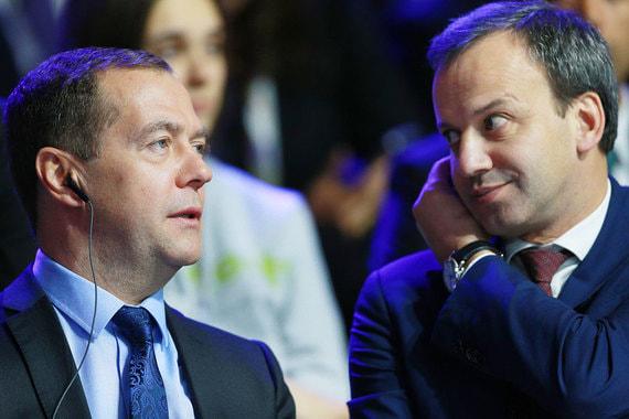 normal 1ai8 Аркадий Дворкович станет председателем фонда «Сколково»