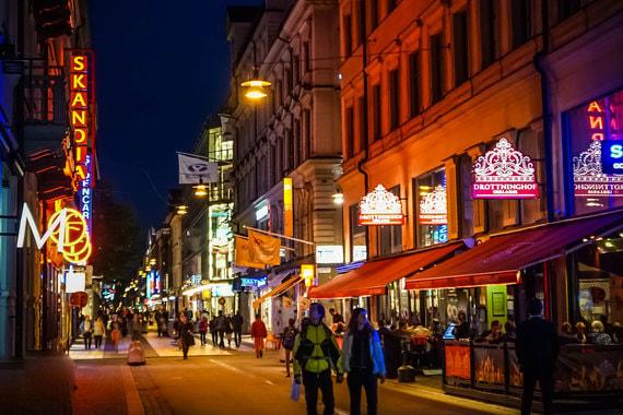 На третьем месте - Стокгольм ($86,97)