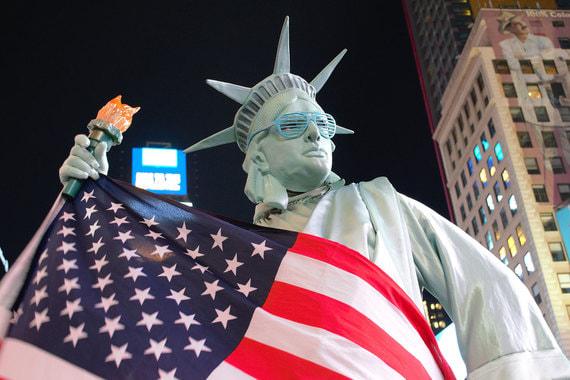 На четвертом месте - Нью-Йорк ($78,44)