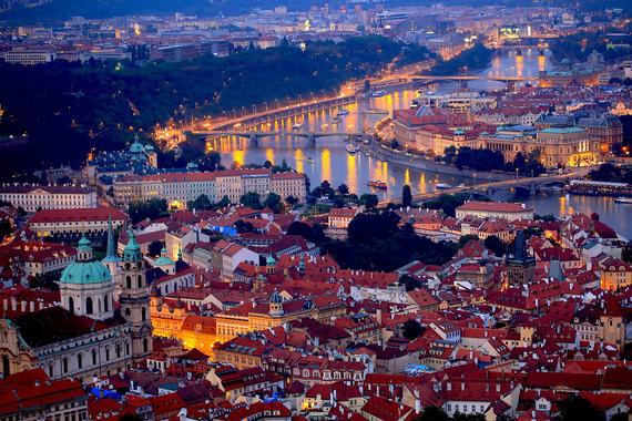 На десятом месте - Прага ($46,29)