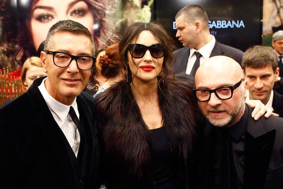 Доменико Дольче и Стефано Габбана много раз приезжали в Россию и лично представляли московским клиентам первую капсульную коллекцию Dolce & Gabbana, полностью посвященную российской столице