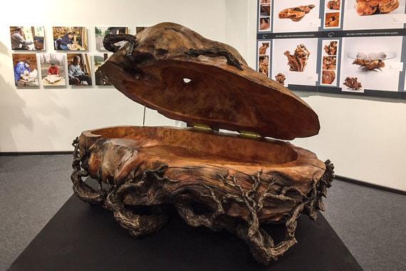 normal txq Сергей Шойгу впервые показал публике свои художественные работы