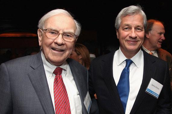 normal 1gcn Баффетт и Даймон призвали отказаться от квартальных прогнозов прибыли