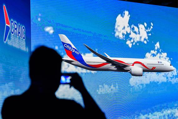 normal 1cha Россия и Китай согласовали размеры совместного самолета