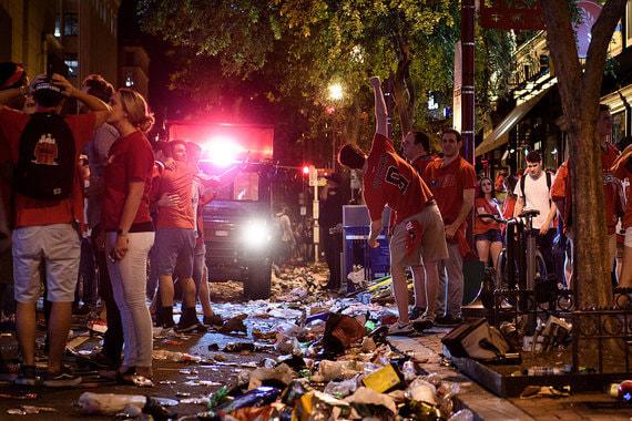 Вашингтон. После победы
