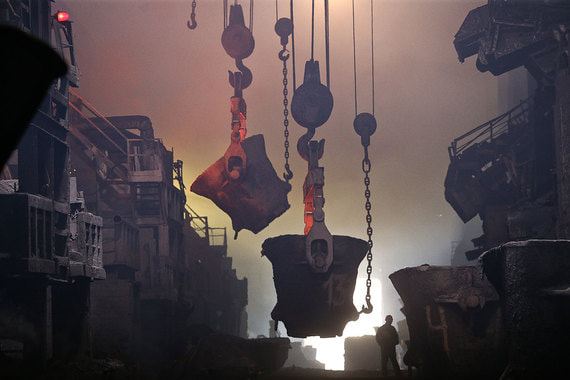 Медный завод «Норникеля»