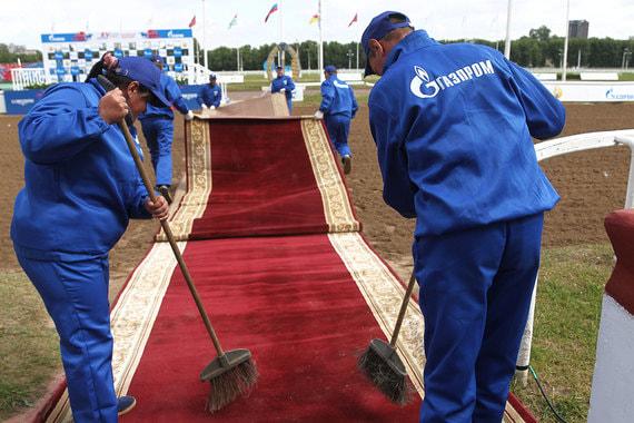 На Центральном Московском ипподроме прошли скачки на приз Президента