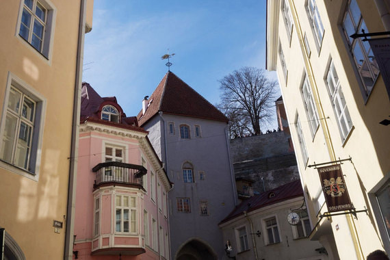 fe7b18659ce3e Чтобы купить в Эстонии за цифровые деньги реальную недвижимость, россиянам  нужно получить «электронное резидентство