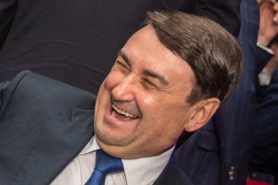 Игорь Левитин переназначен помощником президента. В прошлой администрации отвечал за транспорт