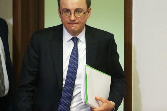 Владислав Китаев переназначен руководителем протокола президента