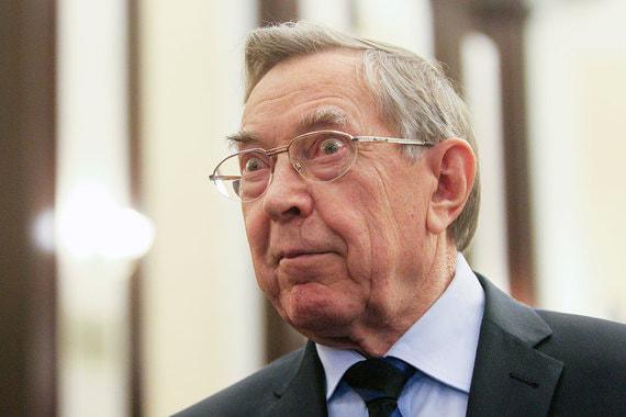 Вениамин Яковлев сохранил пост советника президента, отвечающего за судебную систему и вопросы права