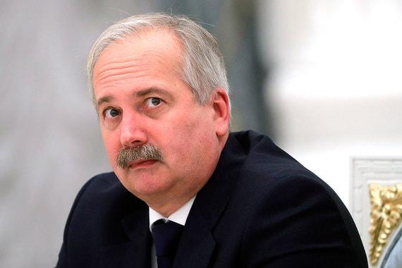 Михаил Кротов переназначен полномочным представителем Путина в Конституционном суде