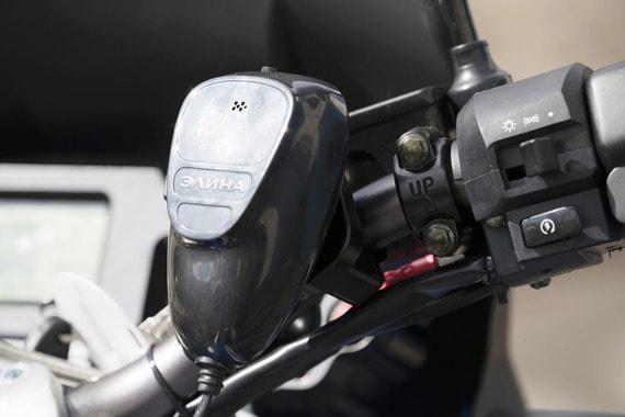 Электроцикл развивает скорость до 100 км/ч, запас хода - до 150 км