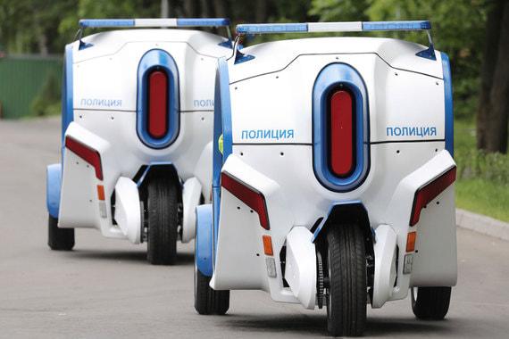 «Овум» также создан «Калашниковым» по заказу столичного департамента транспорта