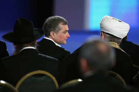 Владислав Сурков переназначен помощником президента. В прошлой администрации курировал решение проблем Донбасса