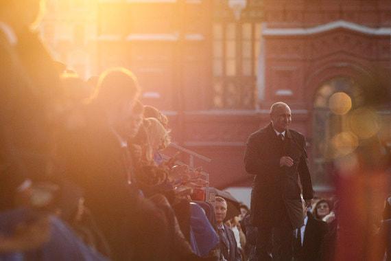 На концерт звезд мировой оперной сцены, посвященный чемпионату мира по футболу, пришел президент России Владимир Путин