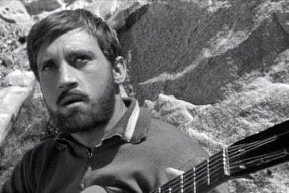 Второй фильм Говорухина - «Вертикаль», снятый в 1967 г.