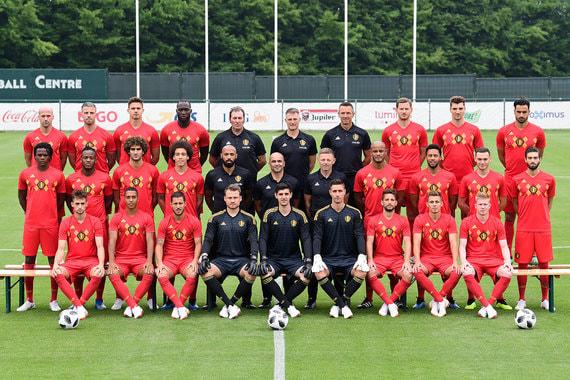 Бельгия.Общая стоимость игроков - $906,5 млн. Самый дорогой игрок – полузащитник «Манчестер Сити» Кевин Де Брёйне ($180,3 млн)