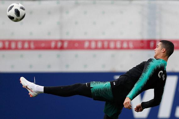 Португалия. Общая стоимость игроков - $594,5 млн. Самый дорогой игрок – нападающий мадридского «Реала» Криштиану Роналду ($120,2 млн)