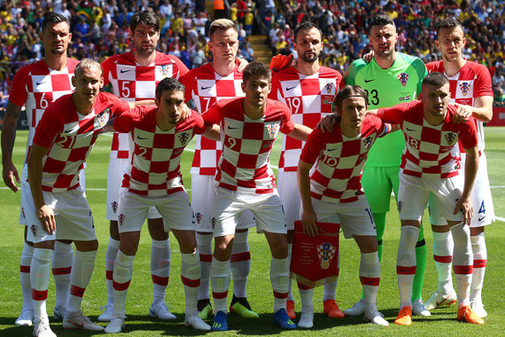 Хорватия. Общая стоимость игроков - $432,8 млн. Самый дорогой игрок – полузащитник «Барселоны»  Иван Ракитич ($60,1 млн)