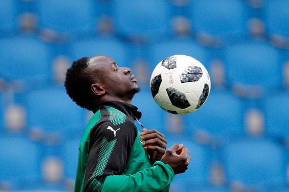 Сенегал. Общая стоимость игроков - $357,4 млн. Самый дорогой игрок – нападающий «Ливерпуля» Садио Мане ($84,2 млн)