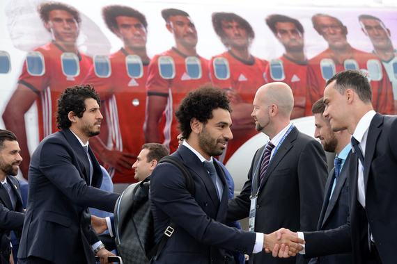 Египет. Общая стоимость игроков $237,1 млн. Самый дорогой игрок – нападающий «Ливерпуля» Мохаммед Салах ($180,3 млн)