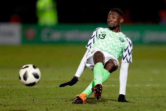 Нигерия. Общая стоимость игроков - $162,1 млн. Самый дорогой игрок – полузащитник «Лестер сити» Вилфред Ндиди ($30,1 млн)