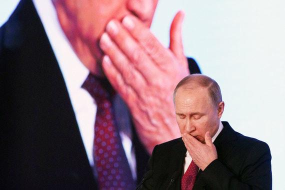 Путин не участвует в обсуждении пенсионной реформы
