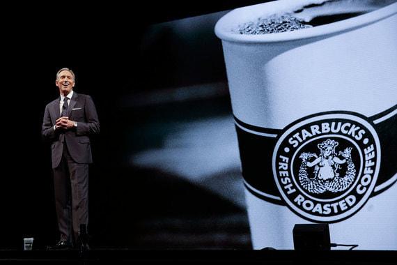 Почему совладельца Starbucks Говарда Шульца сравнивают с Дональдом Трампом