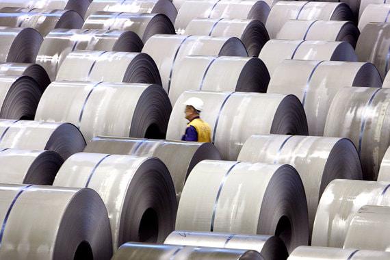 Российские металлурги надеются на рост спроса на сталь внутри страны