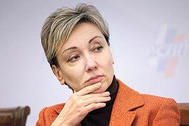 Ольга Скоробогатова, первый зампред ЦБ