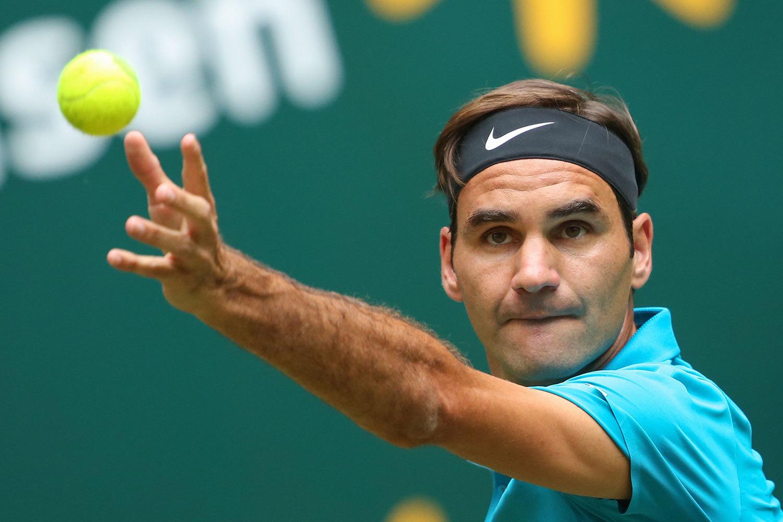 Кого первая ракетка мира Роджер Федерер считает самым великим теннисистом –  ВЕДОМОСТИ 6b709ce29c5c4