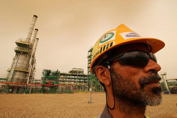 Ирак, по данным ОПЕК на 2017 г., добывал4,47 млн баррелей в сутки и экспортировал3,802 млн баррелей. BP оценивает добычу Ирака в 2017 г. в4,52 млн баррелей в сутки