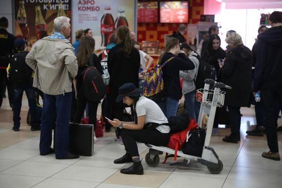Аэропорт «Домодедово» объяснил проблемы с регистрацией пассажиров