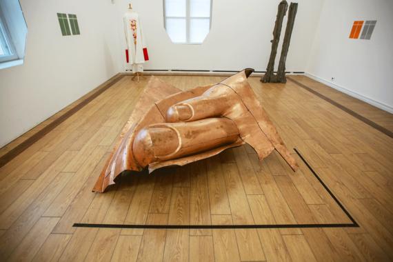 normal 45p Что репетируют в Московском музее современного искусства